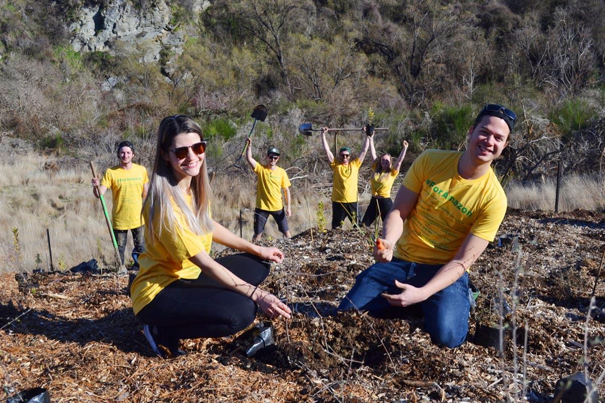 WRT Community Planting Days