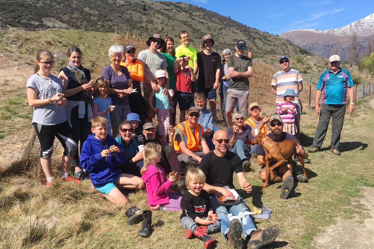 WRT Community Planting
