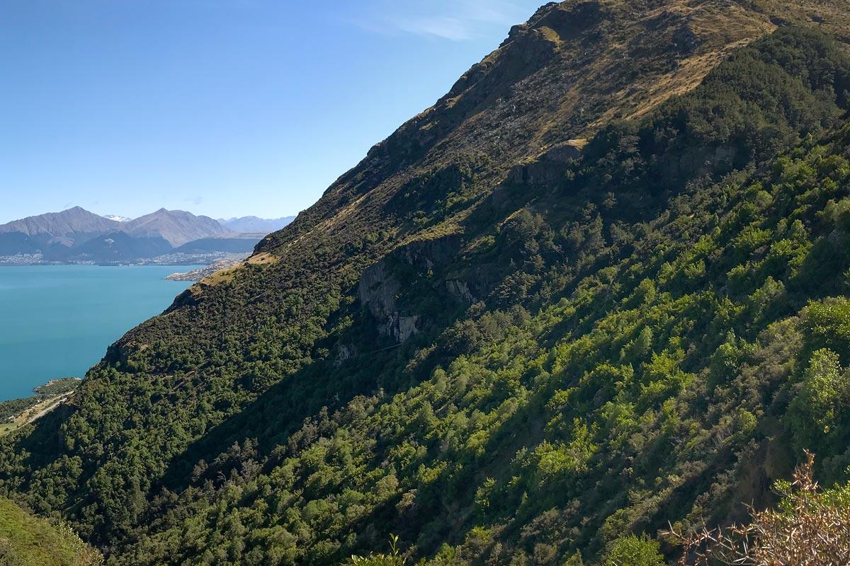 Wakatipu Mountain Slopes