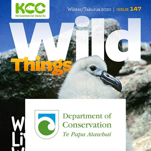 DOC Wild Things